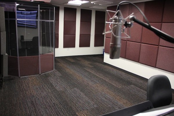 Audio Recording Room