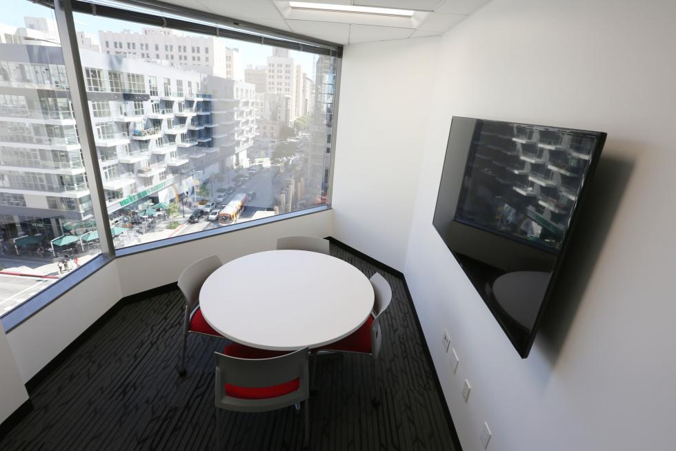 DTLA Campus Collaboration Room