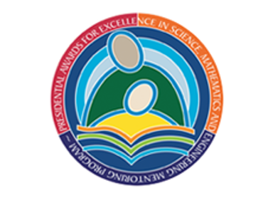 Presidential Award of Excellence in STEM mentoring logo