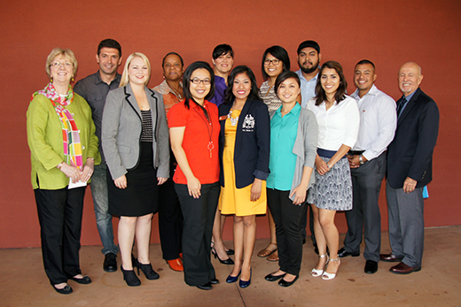 2014 Fellows Photo