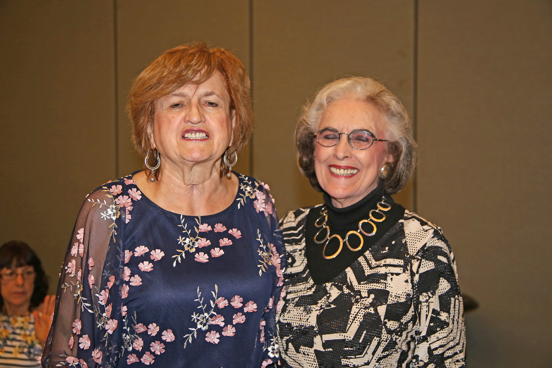 Guests at Spring 2019 Luncheon and Annual Meeting - Emeriti Assoc.