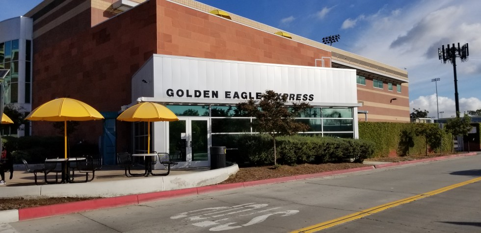 Golden Eagle Express