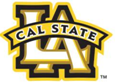 Cal State LA Athletics logo
