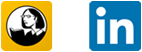 Lynda.com and LinkedIn Learning logos