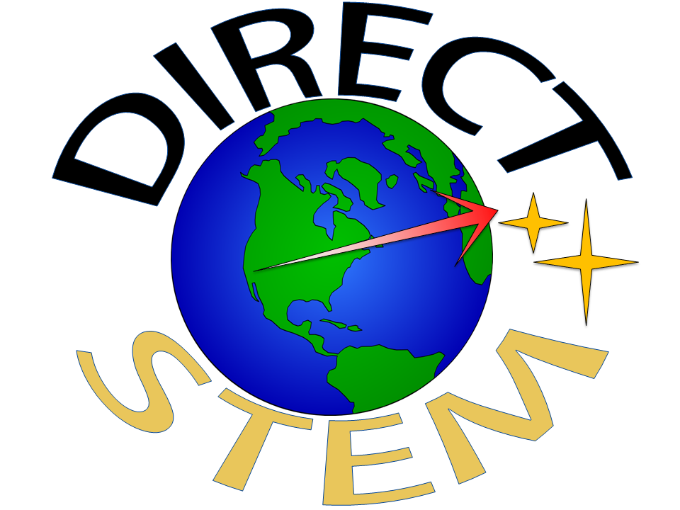 NASA DIRECT-STEM logo