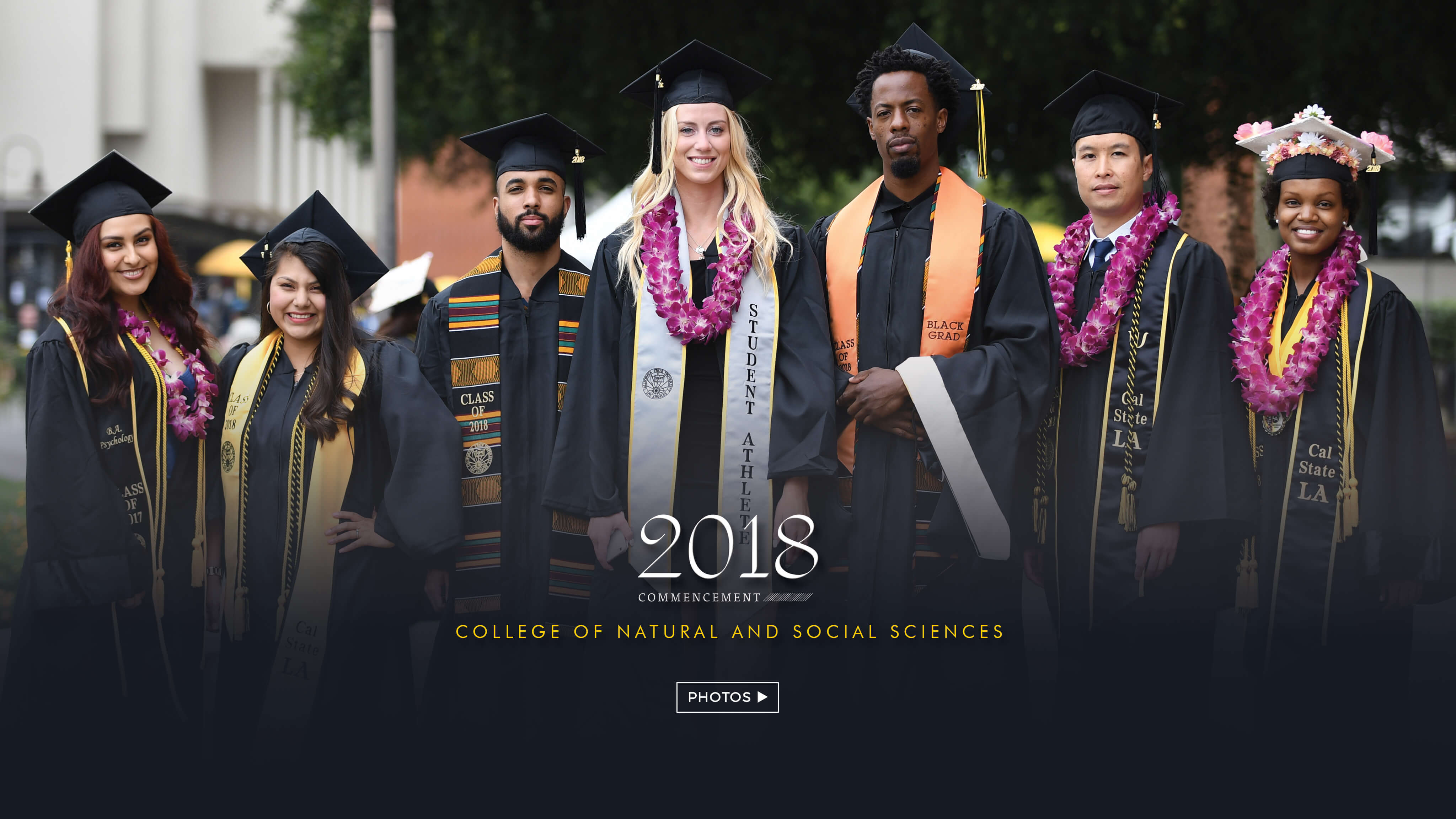College of Natural and Social Sciences photo album