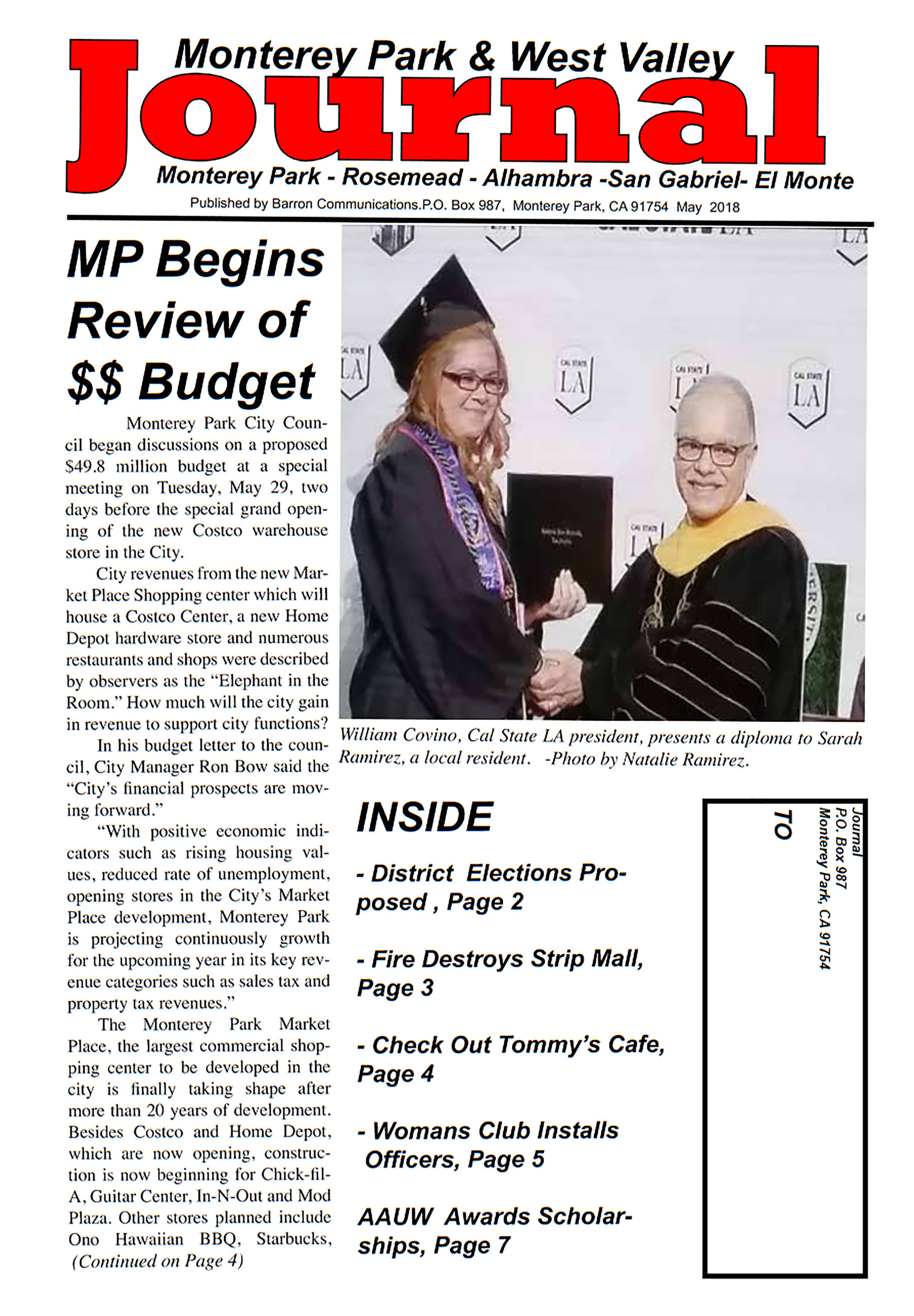 31aaffb592d ... Monterey Park Journal (May 2018) ...