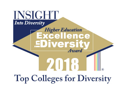 Insight into Diversity for Higher Education Excellence in Diversity written on a mortarboard