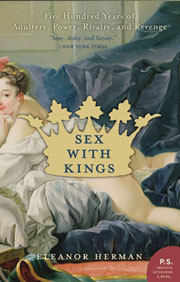 Cover for Sex With Kings Book