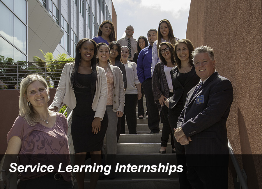 Link to Service Learning Internships