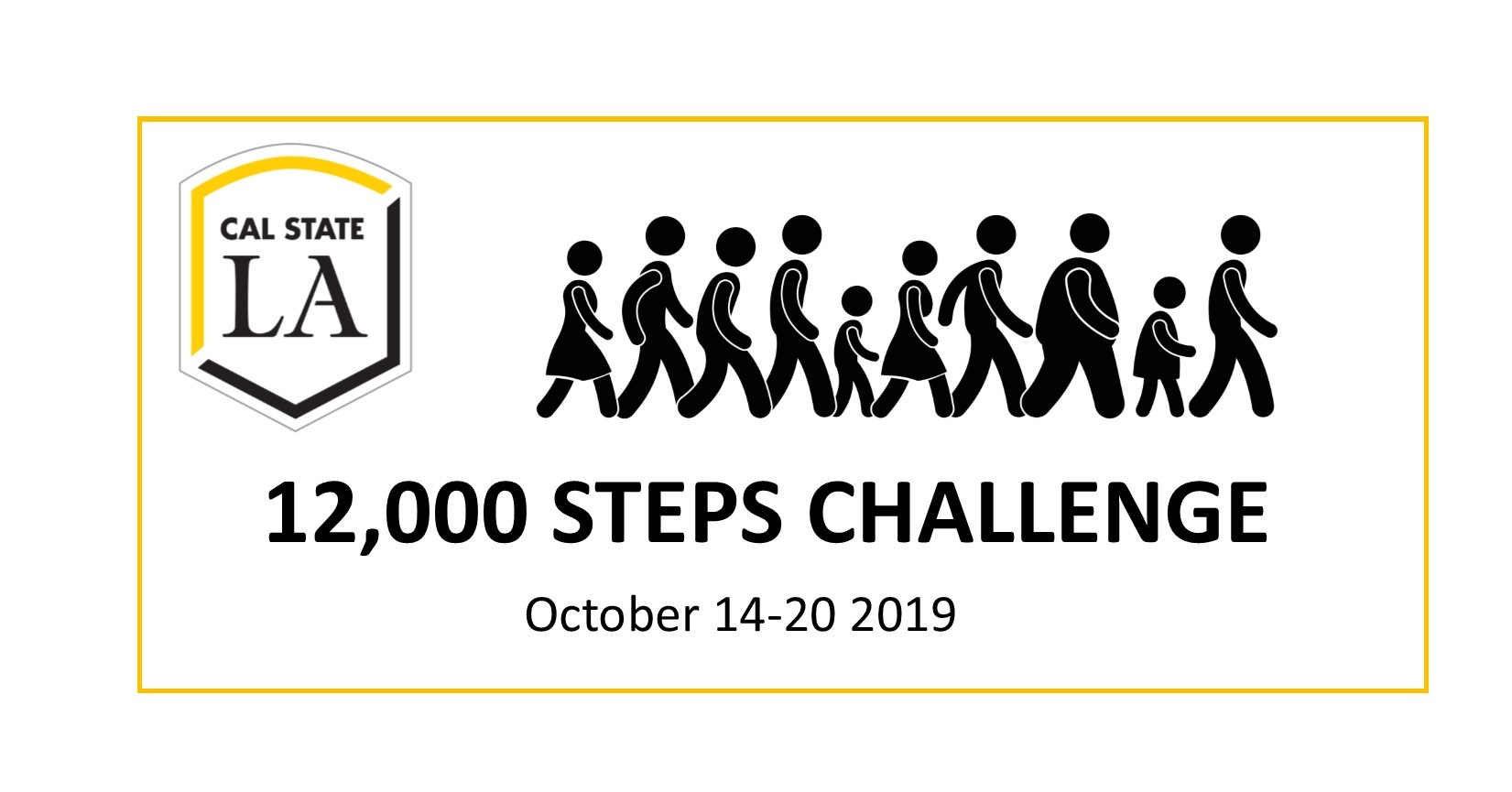 Image for 12000 Step Challenge