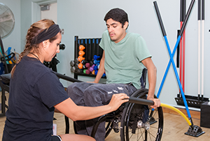 Mobility Center and PACE Clinics