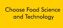 Link to Choose Food Science and Technology