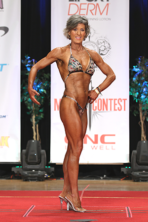 Congratulations to Dr. Anne Larson for competing in the 2017 NPC Fit World Pro and placing 4th in her category. Dr. Larson, who is the Director of the School of KNS, has been a long-time advocate for physical activity.