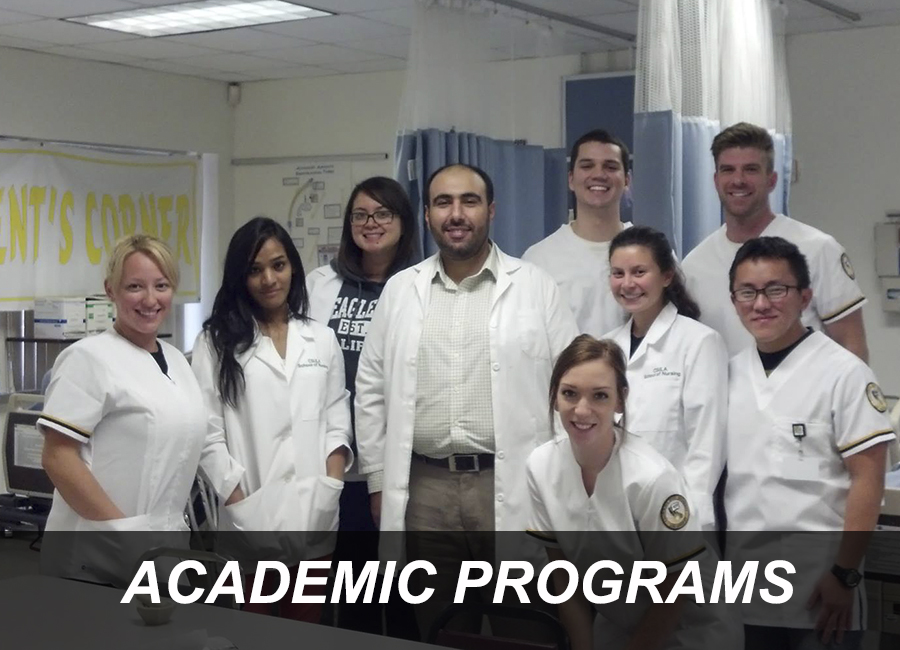 Link to Academic Programs
