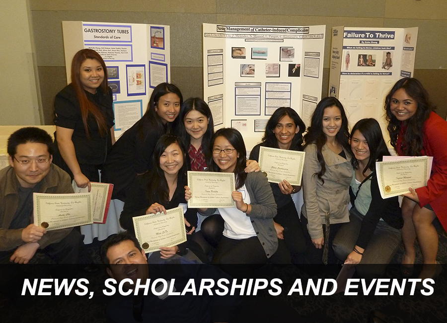 Link to Scholarship and Events
