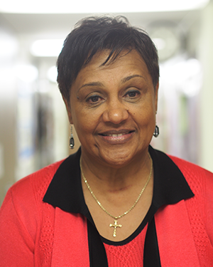 Photo of Dr. Gail Washington