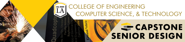 capstone senior design program banner