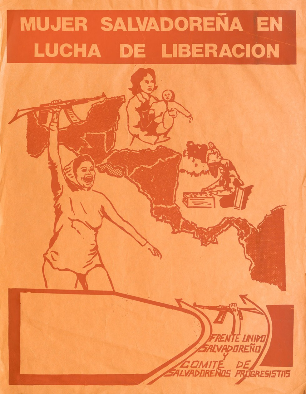 Central American Solidarity L.A. Network Collection