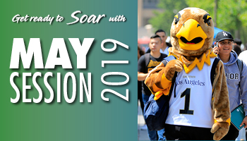 Get Ready to Soar with May Session 2019