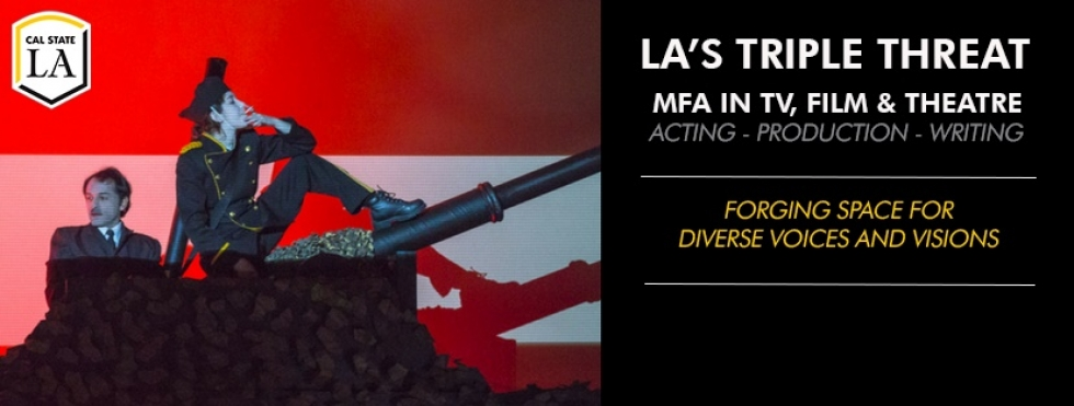 MFA TVFT Acting Production Writing