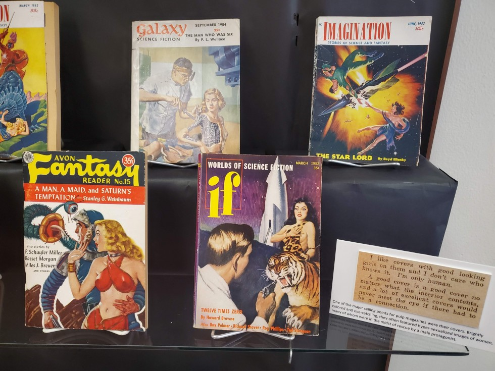 Pulps, Films, & Sex Politics: The Astounding History of Science Fiction