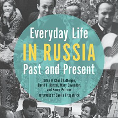 Everyday Life In Russia Past and Present Bookcover