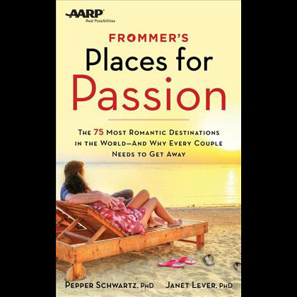 Frommer's Places for Passion Book Cover