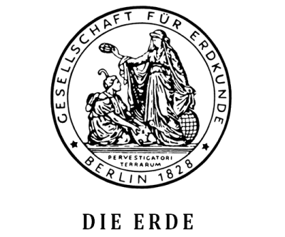 Die Erde Journal of the Geographical Society of Berlin