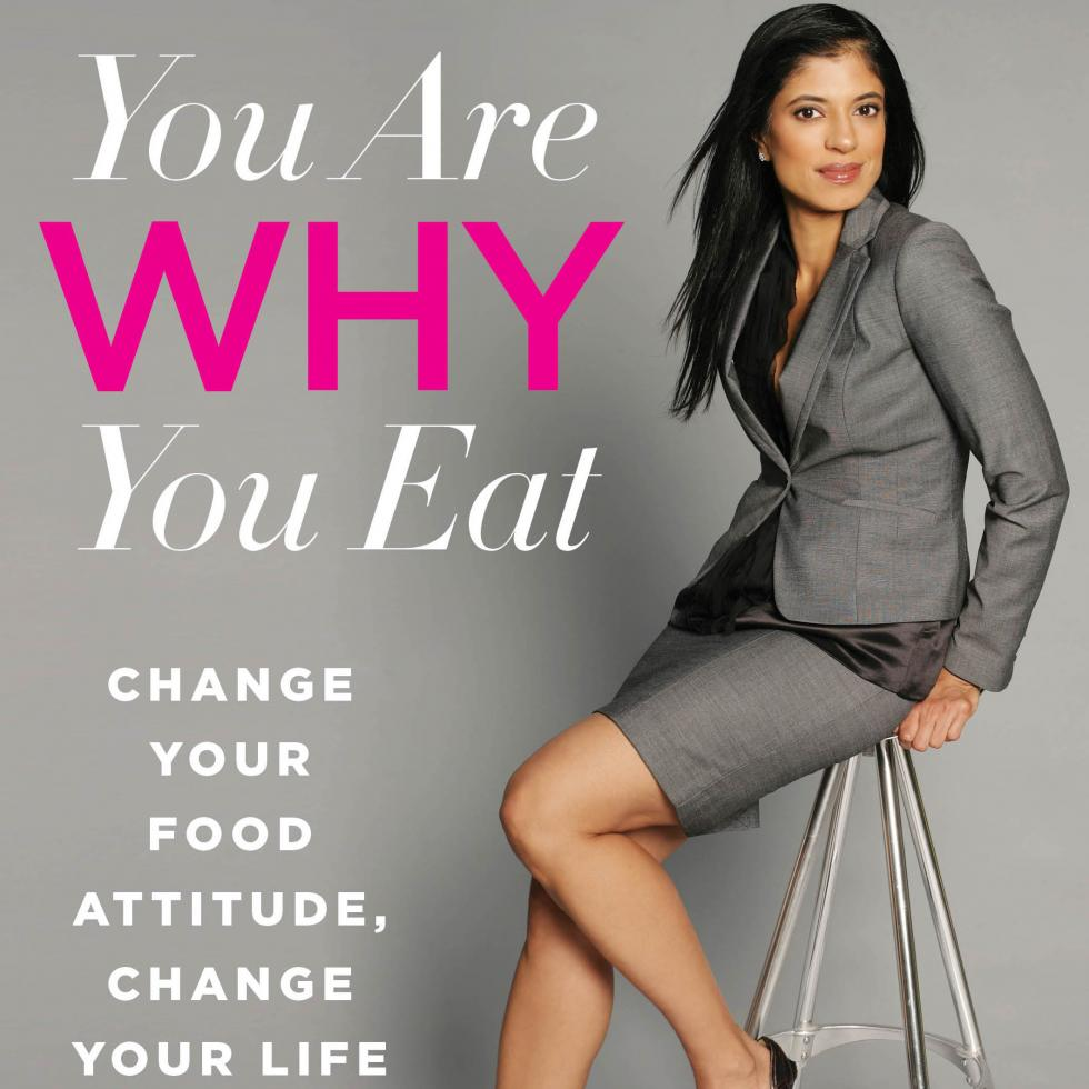You are why you eat book written by Professor Durvasula