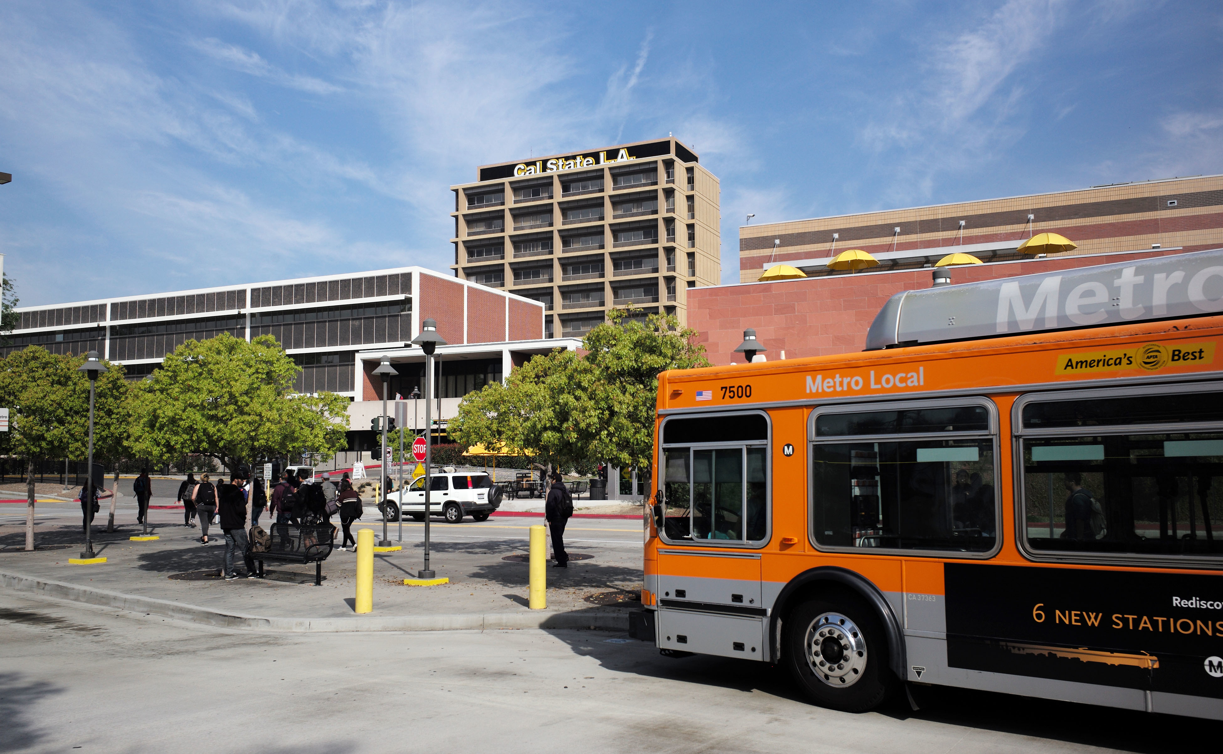 Cal State LA Transit Center
