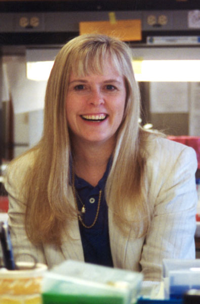 Professor Nancy McQueen