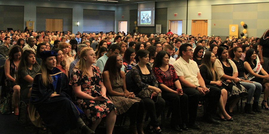 2017 Honors Convocation and Day of the Educator Celebration. The event honors student achievement and our outstanding community