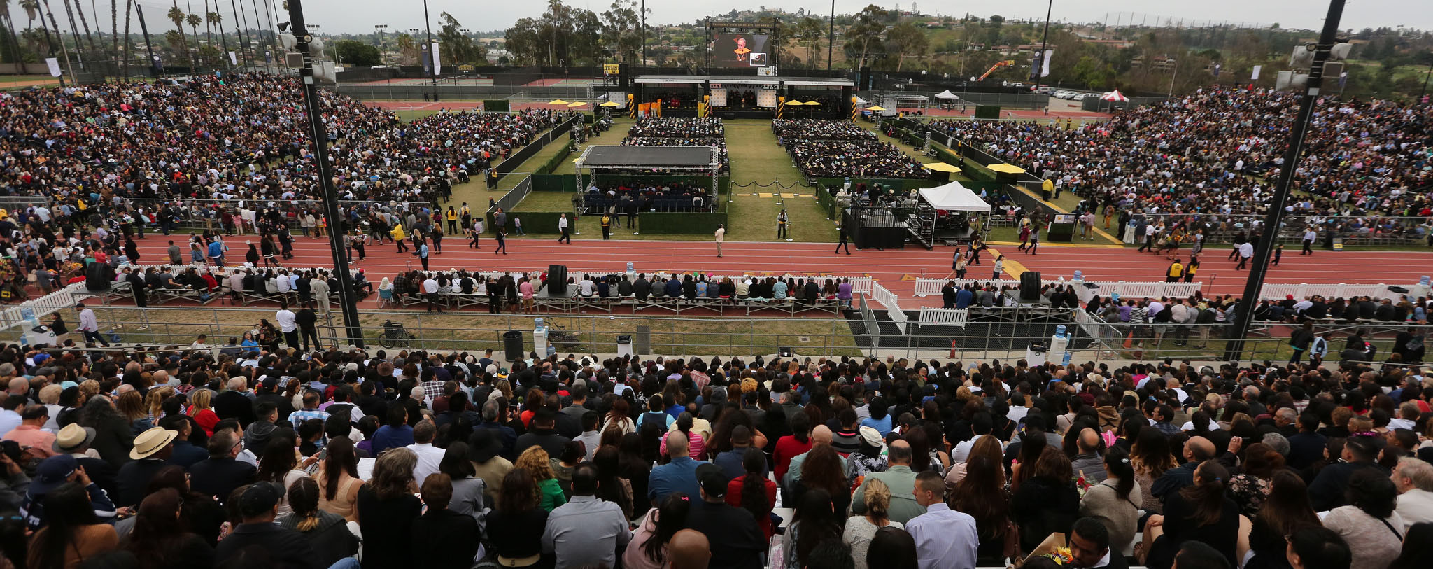 Cal State LA Commencement