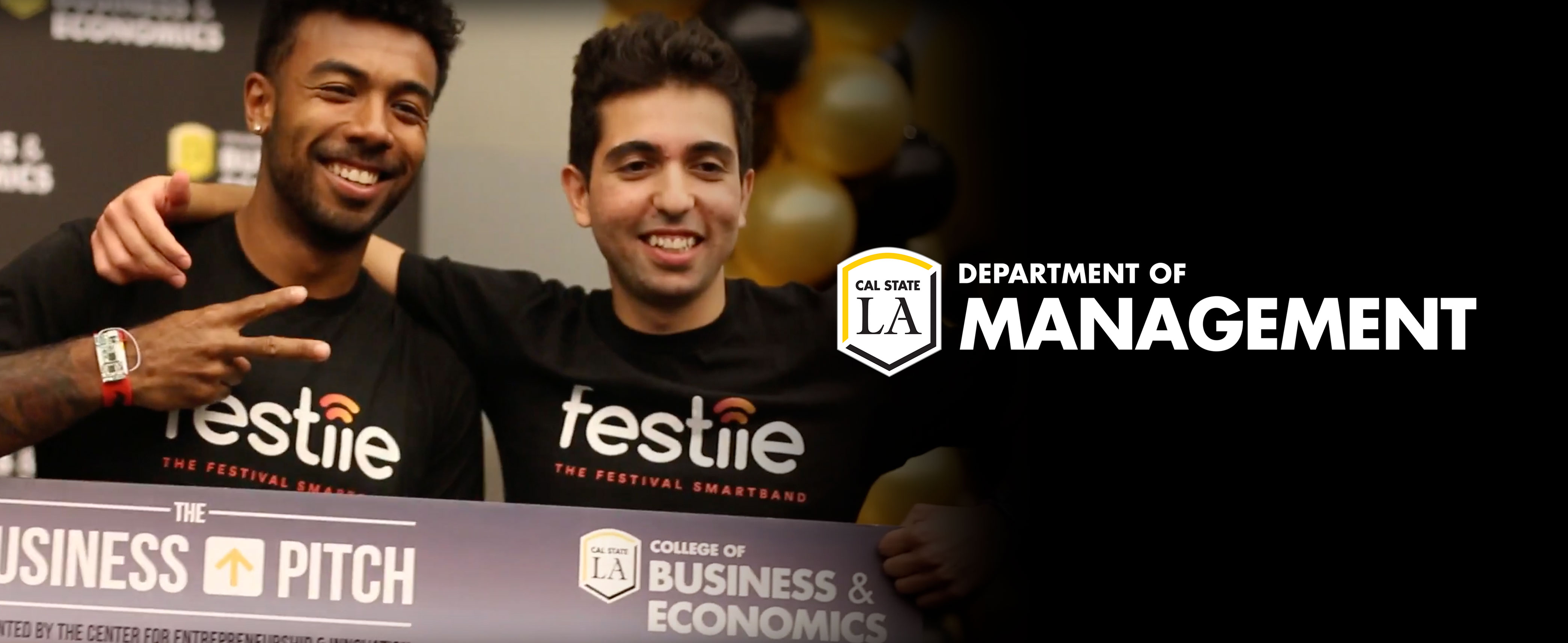 Cal State LA College of Business & Economics | Department of Managements