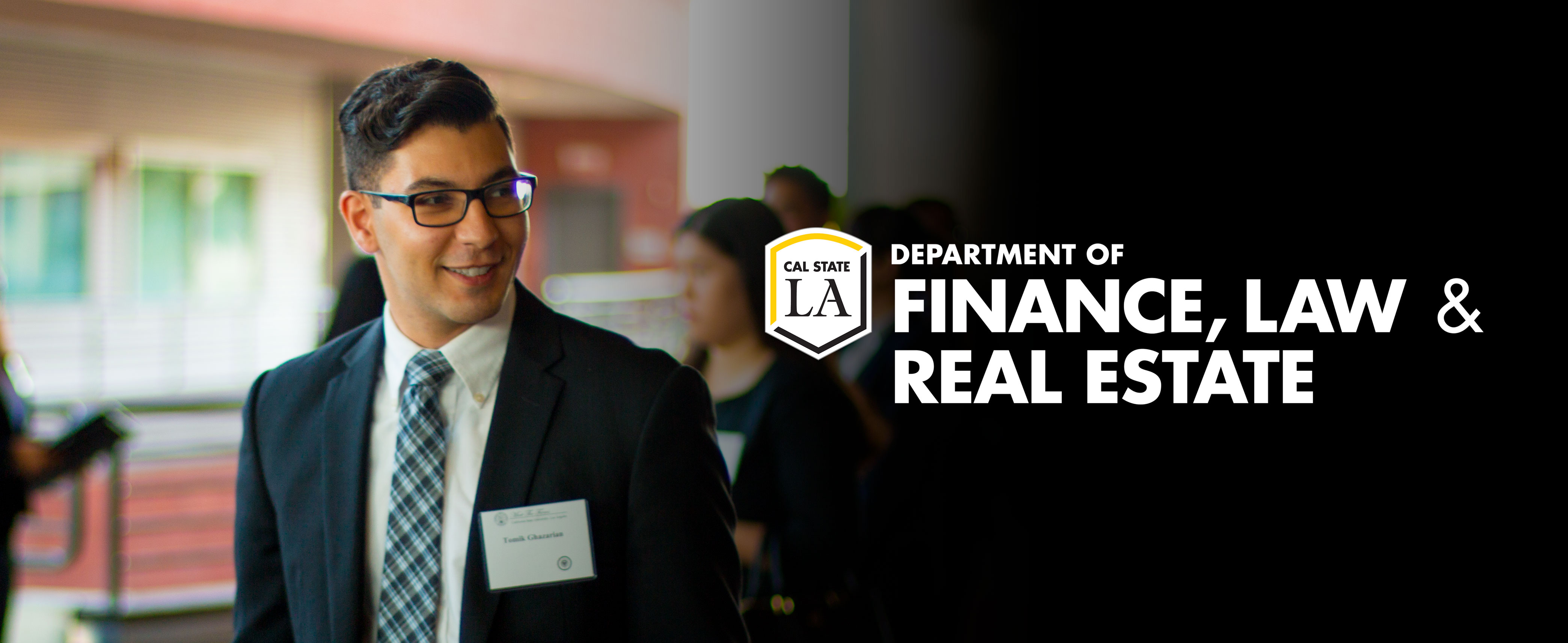 Cal State LA College of Business & Economics | Department of Finance, Law and Real Estate