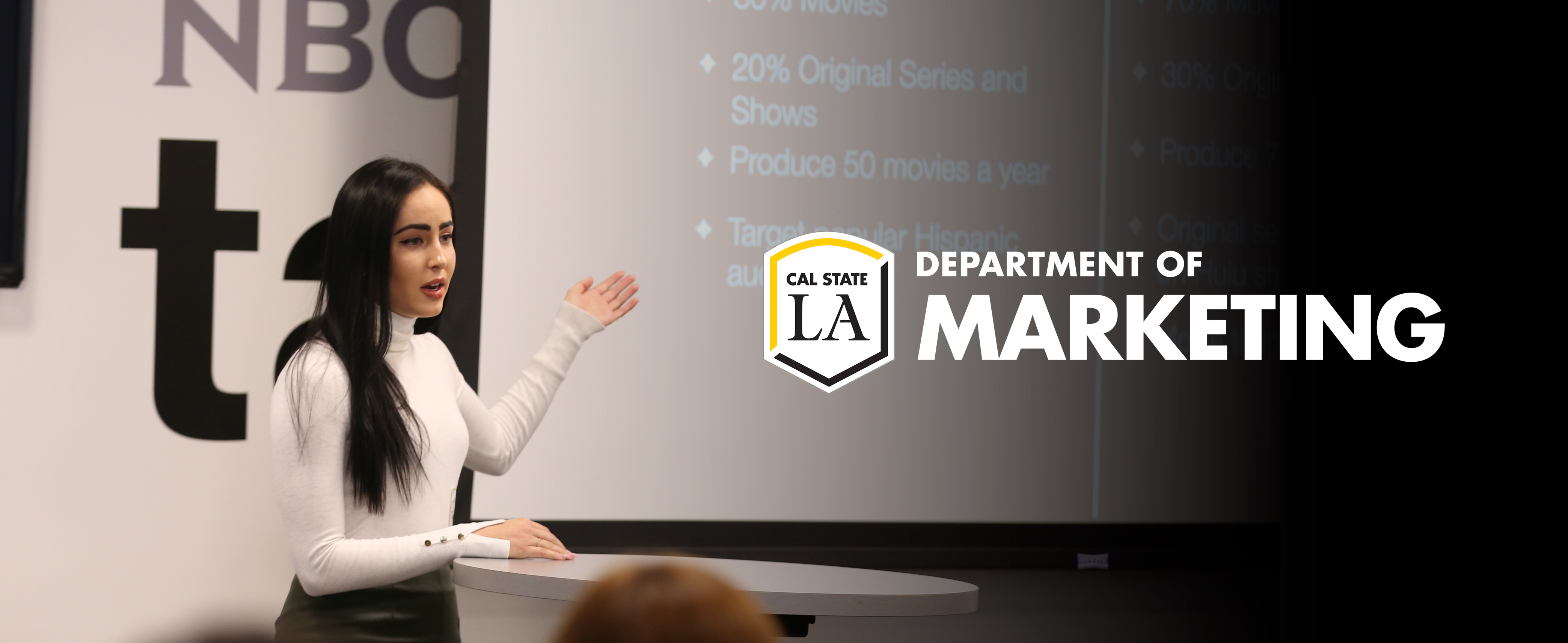 Cal State LA College of Business & Economics   Department of Marketing
