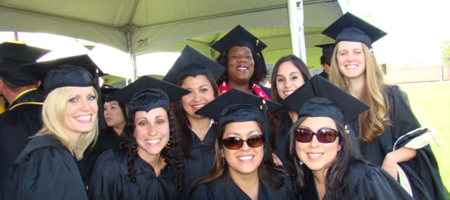 Photo of Department of Child and Family Studies Graduates