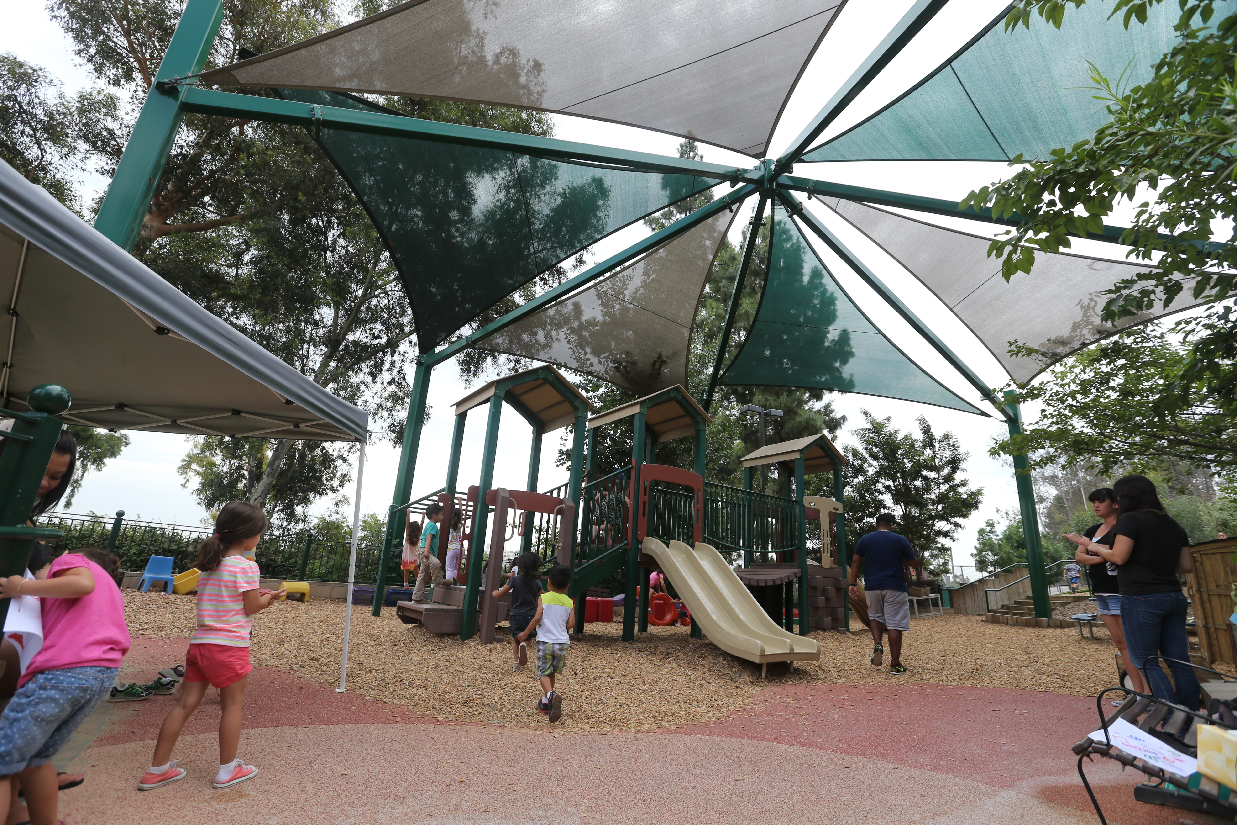 Upperyard Shade Structure