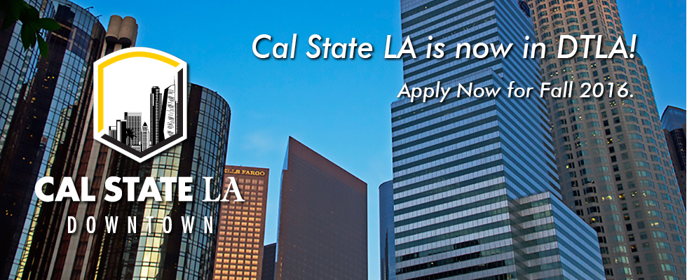 DTLA-Apply Now for Fall 2016