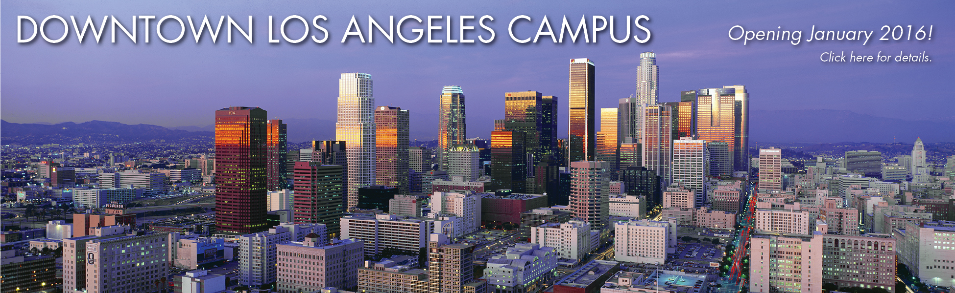 Cal State L.A. Downtown Los Angeles Campus