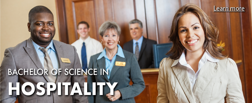 Bachelor of Science in Hospitality