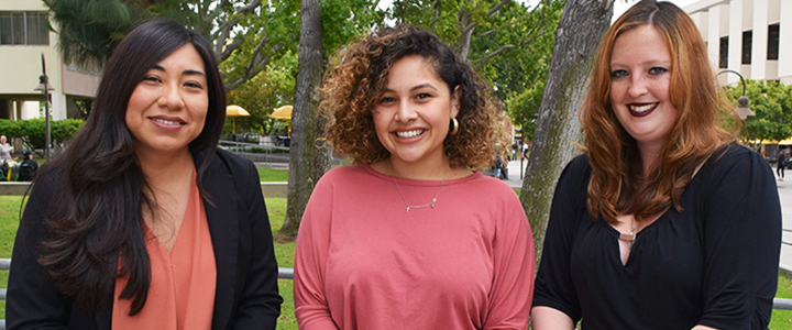2017 Teach for America Corps Members: Graciela Zapata Delgado, Julianna Jimenez, & Arwen Jordan-Zimmerman