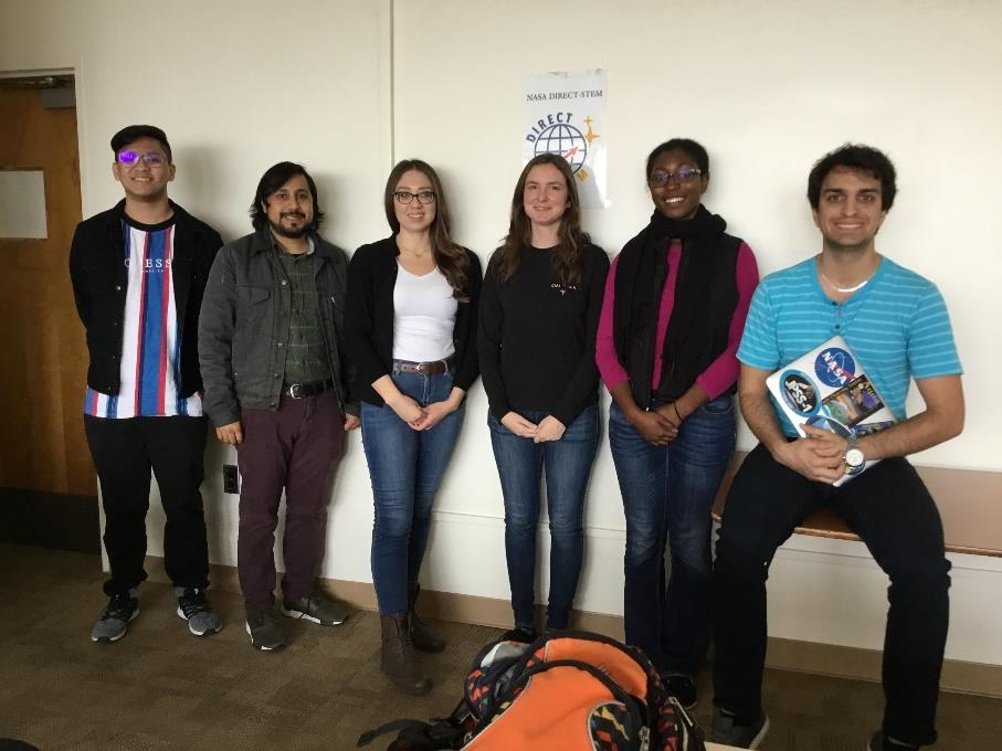 Dr. Ye's 2018-2019 Research Group