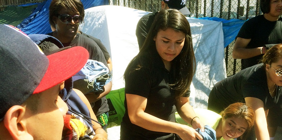 Community Engagement Rehabilitation and Counseling Homeless Outreach Project