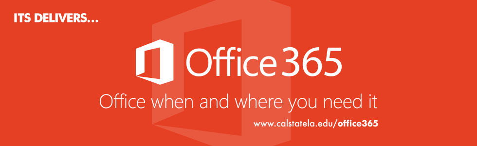 Office 365 ProPlus. Office when and where you need it.