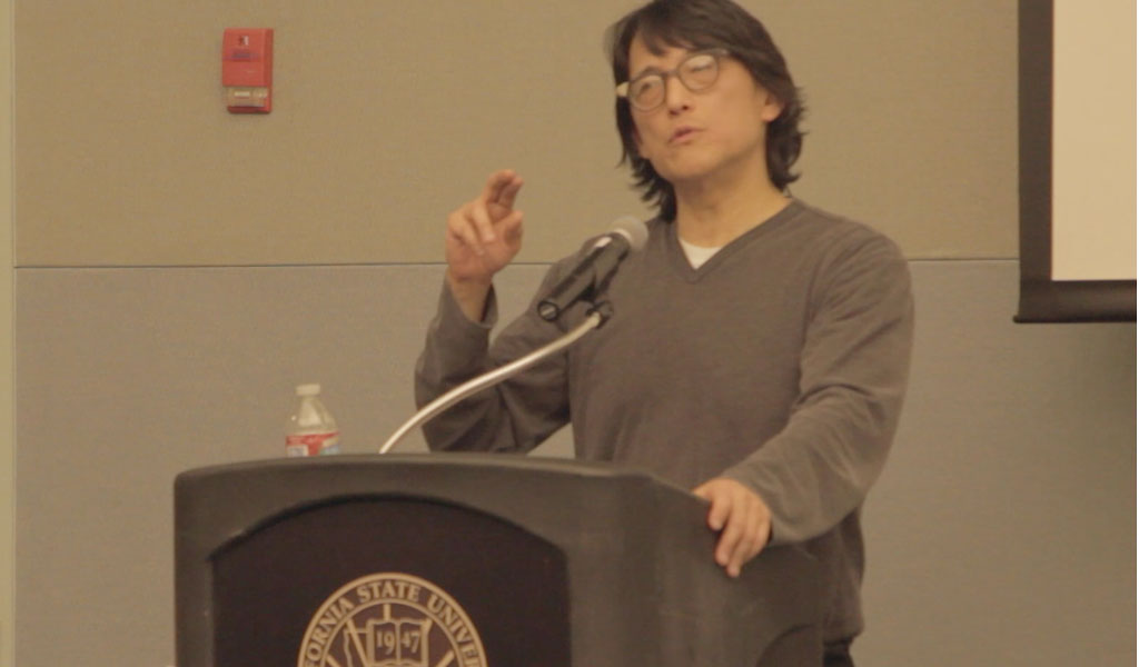 Li-Young Lee is the 2014 Jean Burden Poetry Series reader