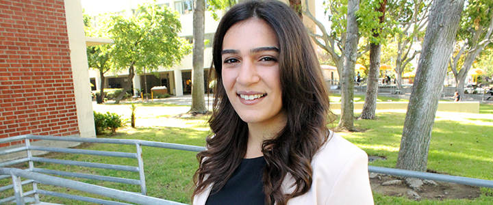 Lilia Kavarian, 2016-17 Judicial Administration Fellow