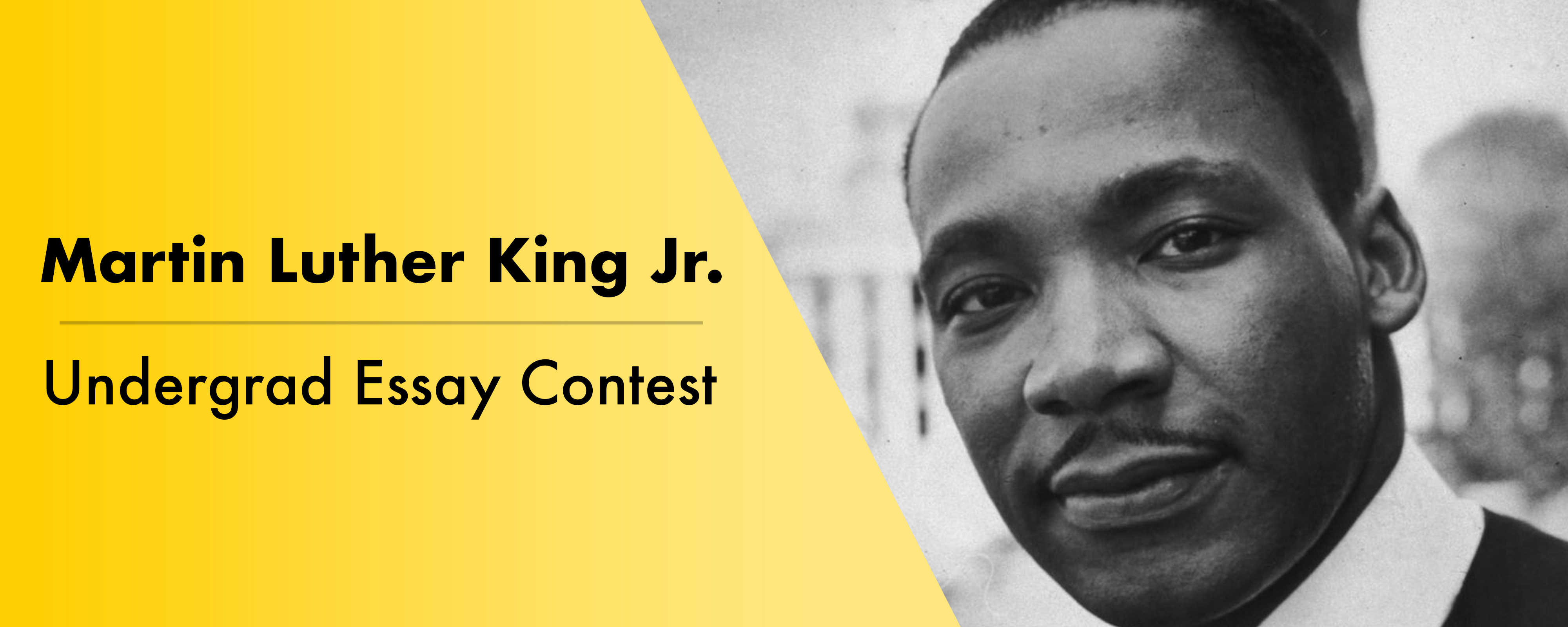 Martin Luther King Jr. Contest