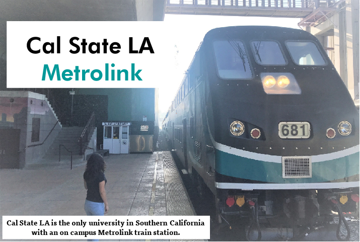 Metrolink Discounts for Students, Faculty, and Staff